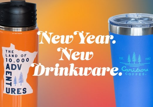 New Year New Drinkware