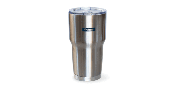 This Must Be The Place Stainless Steel Tumbler, Back