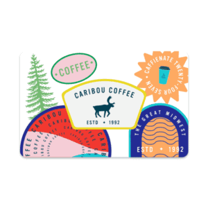 Gift Card Passport Stickers