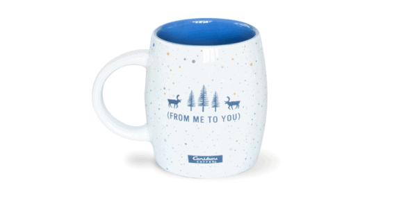 Morning Hug in a Mug, Ceramic Mug, Back
