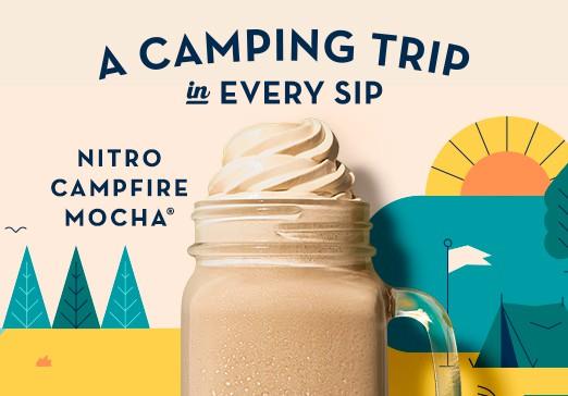 Nitro Campfire Mocha Mobile