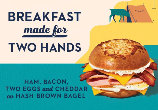 Breakfast Made for Two Hands Mobile