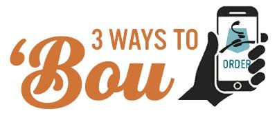 3 Ways to 'Bou