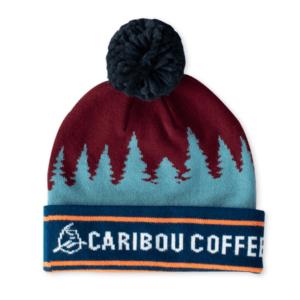 Caribou Knit Hat