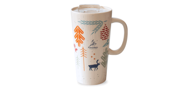 Fall Latte Mug Front