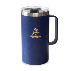 Tall Handle Stainless Royal Blue