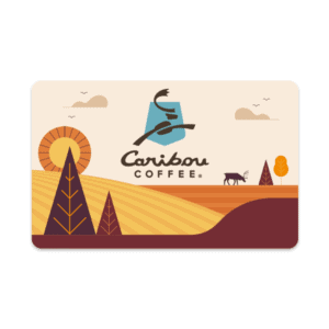 Fall Scene Gift Card