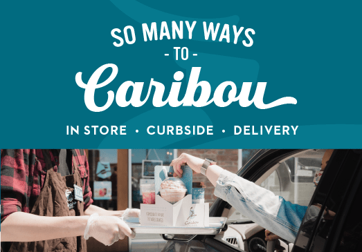 Ways to Order Caribou Mobile