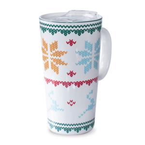 Holiday Winter Latte Mug
